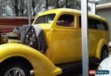 Classic hotrod  rare 1936 Dodge Hearse for Sale