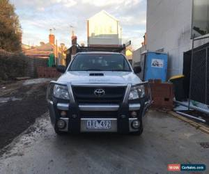 Classic 2010 Toyota Hilux SR manual for Sale