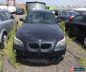Classic 2006 BMW 5 SERIES DIESEL SALOON 530D M SPORT 4DR 6 SPEED AUTO for Sale