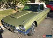 Ford: Thunderbird LANDAU for Sale