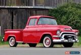 Classic 1956 GMC 100 9300  Shortbox Stepside for Sale