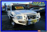 Classic 2008 Ford Ranger PJ 07 Upgrade XL (4x4) White Manual 5sp M Dual Cab Pick-up for Sale