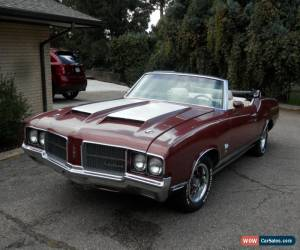 Classic 1971 Oldsmobile Cutlass Cutlass SX for Sale