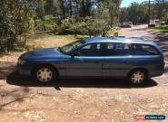 VY Holden Commodore Wagon for Sale