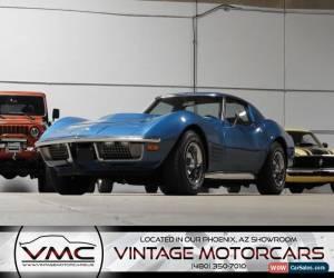 Classic 1970 Chevrolet Corvette LS5 for Sale
