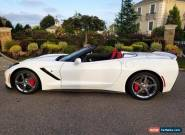 2014 Chevrolet Corvette Convertible 2 LT for Sale