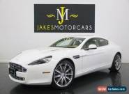 2012 Aston Martin Rapide Luxury (ONLY 5900 MILES!) for Sale