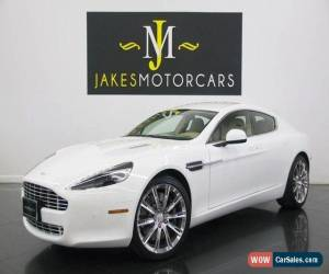 Classic 2012 Aston Martin Rapide Luxury (ONLY 5900 MILES!) for Sale