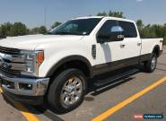 2017 Ford F-350 Crew Cab Long Bed for Sale