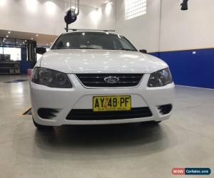Classic Ford BF Falcon MKIII 2009 Station Wagon - LPG for Sale
