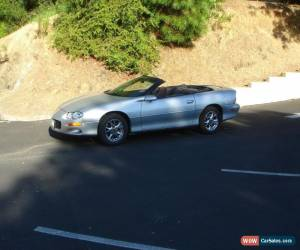 Classic 2002 Chevrolet Camaro 2-door convertible for Sale