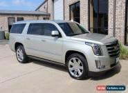 2017 Cadillac Escalade Premium Luxury 4WD for Sale