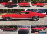 1967 Ford Mustang Deluxe for Sale