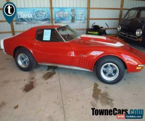 Classic 1971 Chevrolet Corvette COUPE for Sale