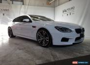 BMW: M6 GranCoupe for Sale