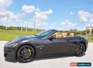 2014 Maserati Gran Turismo Sport for Sale
