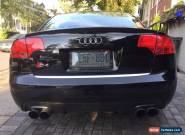 Audi: S4 Black for Sale