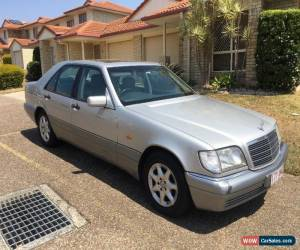 Classic Mercedes Benz S320 for Sale