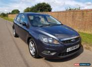 2008 Ford Focus 1.6 16v Zetec Automatic, 63000 Miles for Sale