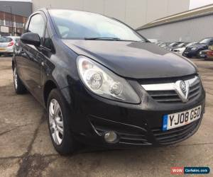 Classic 2008 VAUXHALL CORSA D SPORTIVE CDTI 3DR for Sale