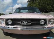 1967 Ford Mustang 289 Coupe for Sale