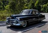 Classic cadillac 1953 4 door sedan black for Sale