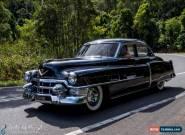 cadillac 1953 4 door sedan black for Sale