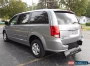 2013 Dodge Grand Caravan SXT Handicap Accessible Ramp Van for Sale
