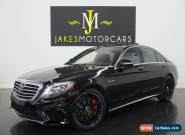 2014 Mercedes-Benz S-Class S63 AMG ($154K MSRP) for Sale