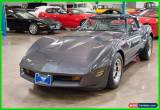 Classic 1981 Chevrolet Corvette Base Coupe 2-Door for Sale