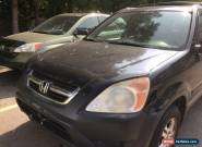 Honda: CR-V for Sale