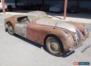 1954 Jaguar XK for Sale