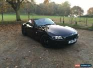 2004 BMW Z4 3.0I SE AUTO BLACK for Sale