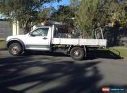2006 Holden Rodeo Ute for Sale
