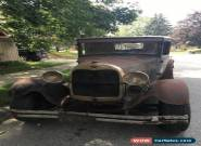 Ford: Model A truck for Sale