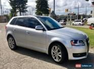 2013 Audi A3 2.0T PREM PLUS WAGON AWD S LINE PANO for Sale