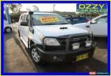 Classic 2005 Toyota Hilux KUN16R SR White Manual 5sp M Dual Cab Pick-up for Sale