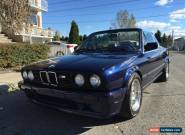 BMW: 3-Series 318 for Sale