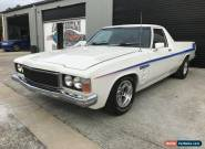 HOLDEN HZ SANDMAN REP UTE 350 CHEV  for Sale