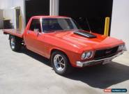 1978 HOLDEN HZ ONE TONNER 308 V8, 4 SPEED MANUAL for Sale