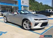 2016 Chevrolet Camaro Convertible 2SS for Sale