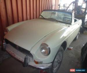 Classic MGB Roadster 1971 for Sale