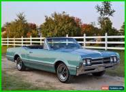 1966 Oldsmobile Cutlass for Sale