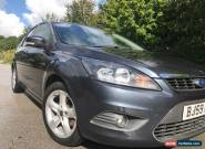 59 FORD FOCUS ZETEC 100 1.6 5 DOOR MOTED , HISTORY CAM BELT DONE CLEAN CAR  for Sale