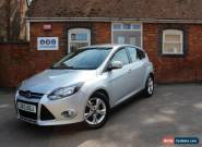 2013 13 FORD FOCUS 1.6 ZETEC TDCI 5D 113 BHP DIESEL for Sale
