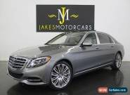 2016 Mercedes-Benz S-Class Maybach S600 for Sale