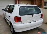 Volkswagen polo with rwc White  for Sale