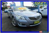Classic 2007 Toyota Aurion GSV40R Touring SE Blue Automatic 6sp A Sedan for Sale