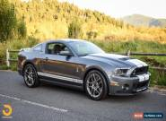 2013 Ford Mustang Shelby GT500 Coupe 2-Door for Sale
