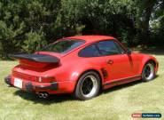 Porsche: 930 for Sale